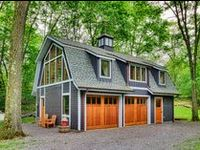 Best 18 Best Gambrel Roof Garage Apartments Images On Pinterest 640 x 480