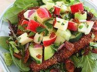 Recipes: Salads on Pinterest | Crispy Chicken Salads, Blt Sandwich and ...