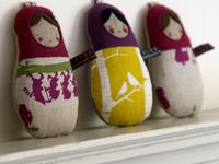 Loved nesting dolls as a child. Still do! A collection of all things matryoshka inspired...the good, the bad and the frankly awful!