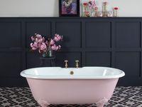 Beautiful bath / Bathroom design ideas and decor inspiration