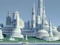 Futuristic Architecture + Concept Art