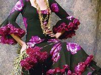 Abanicos y flamenco