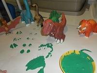Topic: Dinosaurs