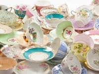 Teacups 'n' Coffee Mugs