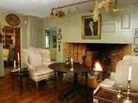 Images About Colonial Homes Painted Paneling On Pinterest Colonial