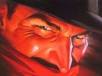The Shadow had the ability to 'cloud men's minds' so they couldn't see him. His psychic powers gave made him legendary amongst the superheroes of the early 20th century, when he appeared in pulp magazines, radio, and film. The Shadow was the Dark Knight well before Batman.