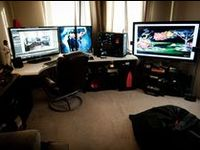 PC on Pinterest | Gaming computer, Gaming setup and Computer setup