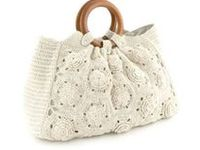 Bag - DIY, crochet, knit, etc