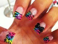 Acrylic&Painted Nails ✌
