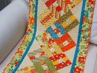 I LOVE Table Runners!