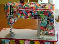 Sewing machines..