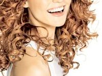 Perm on pinterest long perm loose curl perm and permed long hair