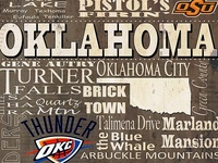 Places in Oklahoma