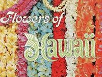 I CAN ALMOST SMELL THE FRAGRANCES OF HAWAI'I'S SWEET FLOWERS - WELCOMING ME HOME...