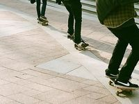 For a skate day;  There's an outfit.  {You Can Pin as Much as You Want}