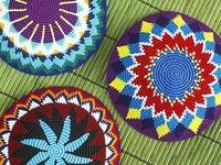 Crochet Tapestry, Colorwork