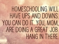 Encouragement for the every day trials and triumph of the homeschool Mom.