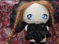 A Handmade Rag Doll
