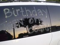 Beth's Birthday