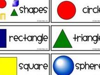 Colours and Shapes for the Early Learner