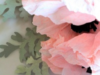 DIY Blumen / Flowers
