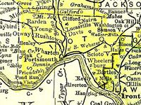 History of Scioto County, OH