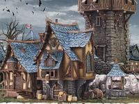 Houses On Pinterest Fantasy House Fairy Houses And Hobbit Houses