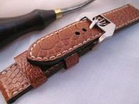 Watches and Watch Straps / Custom built watch straps.