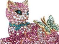 CATS - Decor, Collectibles, Jewelry, Art