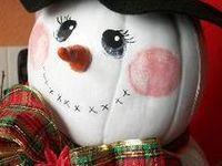 Snowmen fall from Heaven unassembled...