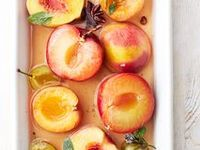Peaches, Apricots and other stone fruits