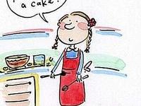 Bake, Bake, A Little Cake