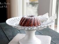 Bake, Bake A Bundt Cake