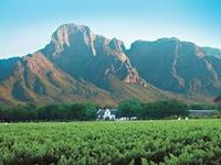TRAVEL | South Africa / South Africa's stunning winelands (and some more gorgeous pictures of the country that we couldn't resist sneaking in).