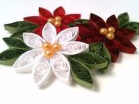 Quilling - Christmas