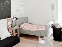 interiors: nursery and kid's rooms