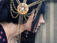 Head piece & Veils
