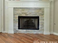 17 Best Images About Refacing Gas Fireplace On Pinterest