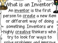 THIS BOARD IS ALL ABOUT INVENTORS WITH THEIR INVENTIONS.