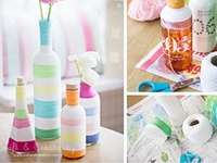 |DIY| Bottle,glass,jar&can