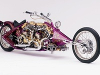 Motorcycle chopper and bobber  Harry-Davidson triumph and Bagger more...