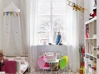 Baby's space (Kinderzimmer) / how to make your child´s room a beautiful fun space of love