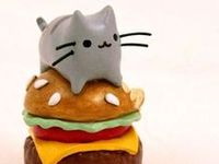 137 best images about Pusheen! on Pinterest