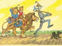 The Wizard of Oz / The Wizard of the Emerald City / by Frank Baum / by Alexander Volkov