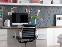 Office and cubicle decor