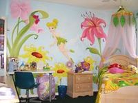 All different styles of beautiful kids' rooms!