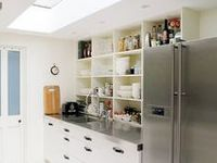 66 best images about windowless room treatments on for Windowless kitchen ideas