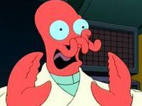 Zoidberg is the best! Woop woop woop!