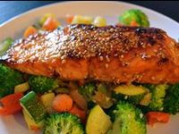 Salmon only recipes