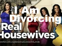 Addicted to.... The Real Housewives